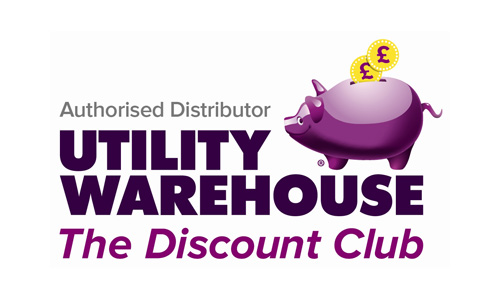 Utility Warehouse Authorised Distributor Logo
